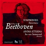 BEETHOVEN, L. van: Symphonies Nos. 4 and 5 (Anima Eterna Orchestra, Immerseel)