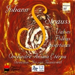 STRAUSS II, J.: Valses / Polkas / Ouvertures (Immerseel)