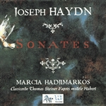 HAYDN, F.J.: Keyboard Sonatas Nos. 32, 33, 47, 55, 56 and 58 (Hadjimarkos)